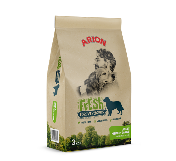 ARION Fresh Adult Medium Large Food Bag